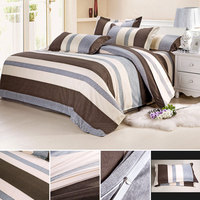 Cotton Polyester Luxury Bedding Sets for Pillow Case Quilt Cover for Bed Sheet Gift Duvet Cover Duvet Cover Sets