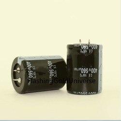 12 ชิ้น - 2 PCS 400 V 560 UF 560 UF 400 V 400V560UF Electrolytic Capacitor ปริมาณ 30*50 35 มม. * 50 มม. คุณภาพที่ดีที่สุด