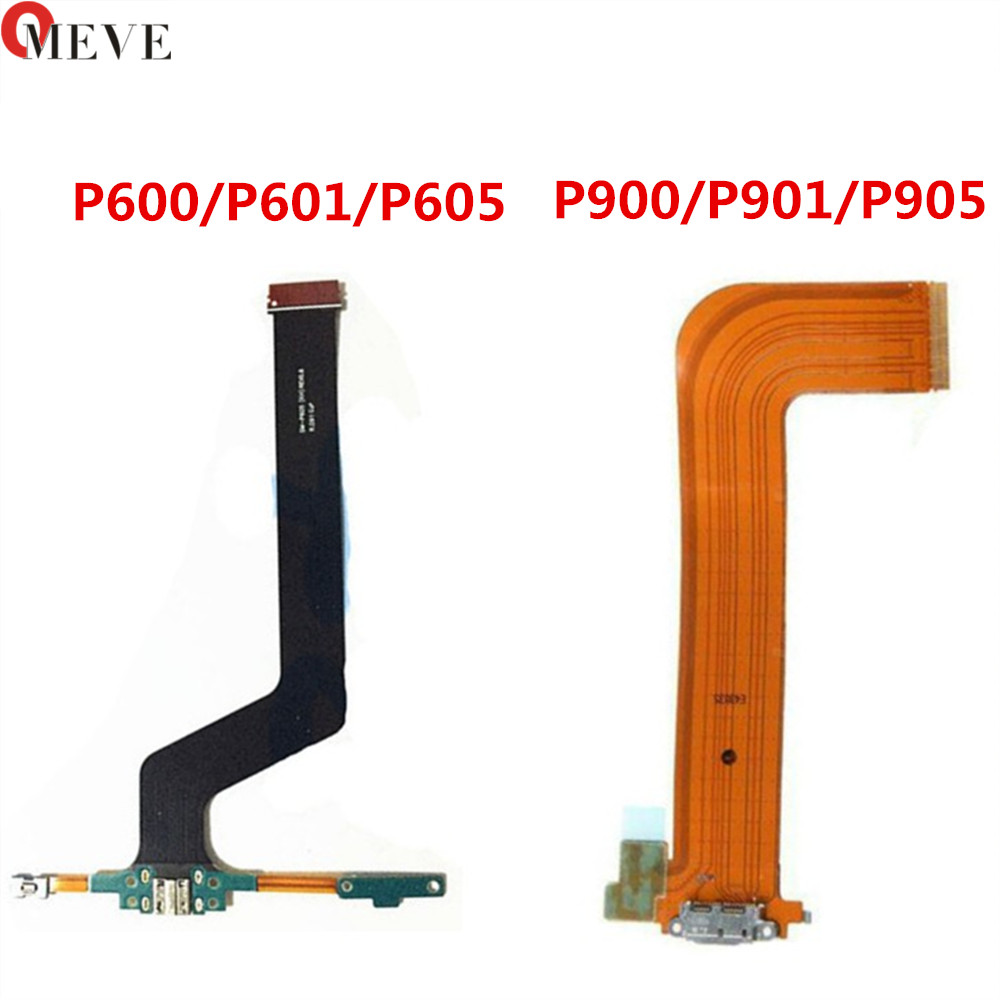 USB Charging Port Connector Charger Dock Flex Cable For Samsung Galaxy Note Pro 12.2 P900 P901 P905 Note 10.1