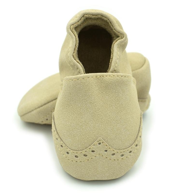 Newborn Spring Colour Baby Soft Anti-slip First Walker Shoes 1