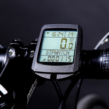 Wireless Bike Computer Waterproof MTB Cycling Digital Backlight Screen Stopwatch Speedometer Odometer Bicycle Computer enkeeo bkv 1537 wireless bicycle computer stopwatch bike speedometer 2 4g transmission with cadence sensor bikes odometer