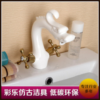 European style lacquer water faucet GY 8518B