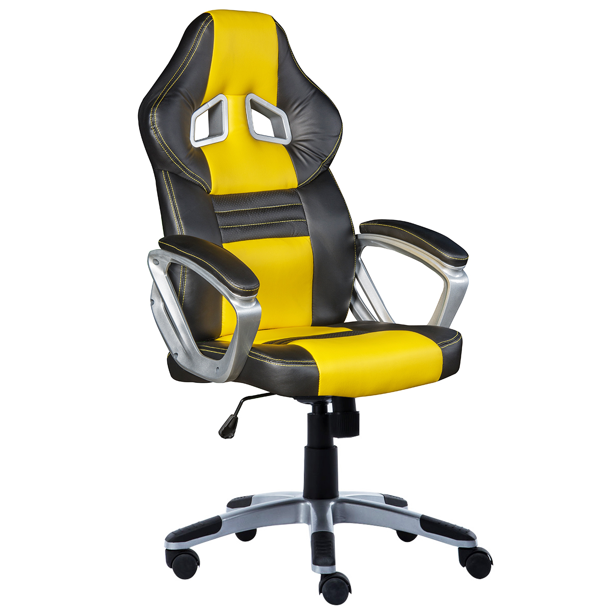 High Quality Office Chair Swivel Chair Synthetic Leather Computer Chair Lacework Lifting  Armchair Gaming Chair Free Shipping
