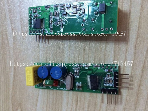 FREE SHIPPING St7540 Module Development Board Of Power Line Carrier Power Line Communication Without DC Independen