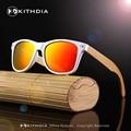 KITHDIA Novos Óculos Polarizados Óculos De Sol Dos Homens óculos de Sol Óculos De Sol De Madeira de Bambu de Madeira Pernas Dos Homens Das Mulheres Designer De Marca oculos de sol