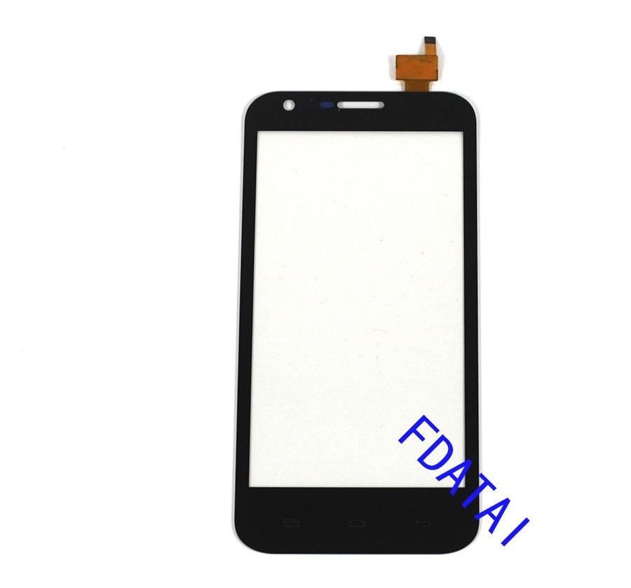 Black Color Touch Panel For Prestigio MultiPhone PAP 5501 DUO PAP5501 5.0Touchscreen Sensor Digitizer Front Glass PAP5501