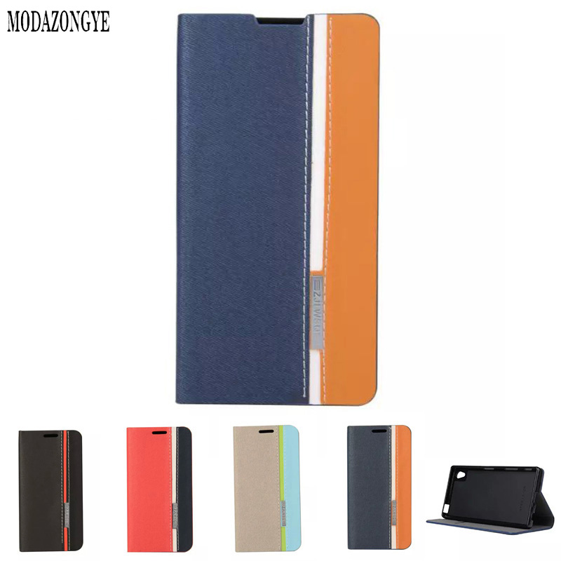 Luxury Wallet PU Leather Case For <font><b>Sony</b></font> Xperia Z5 Dual E6603 <font><b>E6633</b></font> E6653 E6683 Flip Protective Cell Phone Shell Back Cover Bag image