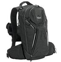 Waterproof Tech Aero Black Backpack Embossed Motorcycle Knight Backpack Multifunctional Off Road Motocross Helmet Bags