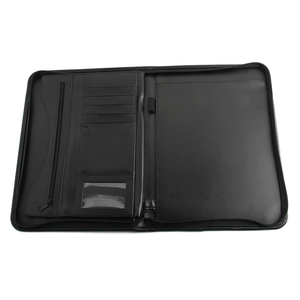 Image 5 - High quality A4 Zipped Multifunction Business Folder