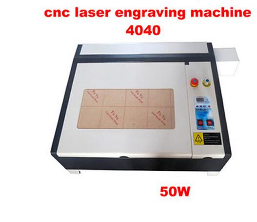 Latest co2 laser cutting machine Super with all functions,LY 4040 ,50W mini laser engraving machine,No tax free ship from CN! no tax cw6121 multifunction wall groove cutting machine wall groove machine wall chaser machine for brick