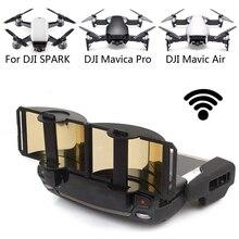 Для DJI Mavic Mini/Mavic 2/Mavic Pro/Air/Spark контроллер усилитель сигнала расширитель диапазона складной параболический антенный удлинитель