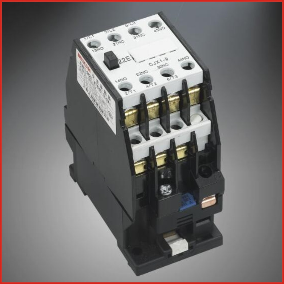 Contactor AC contactor 220V 380V low voltage apparatus switch mini hdmi 3TB 3TF series contactor CJX1-9/22(3TB40)