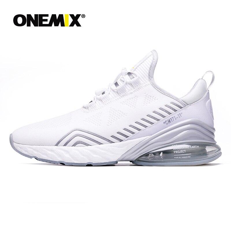 Air 270 chaussures de course respirantes pour hommes Sport nouvelles chaussures de jogging coussin d'absorption des chocs semelle intermédiaire en cuir souple