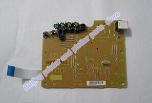 Free shipping 100% test  laser jet for  HP1505 Formatter Board RM1-4629-000 RM1-4629 printer part on sale free shipping 100% test for hp dj 110plus formatter board c7796 67008 on sale
