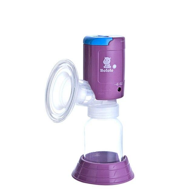 Электрический Молокоотсос открытый Портативный Материнской Поставки Автоматического Доения Mute Сухой Батареи молокоотсос детская продукта