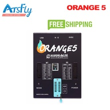 Hot OEM Orange5 Programmer Orange 5 Programmer with Full Adapter and Software Free shipping