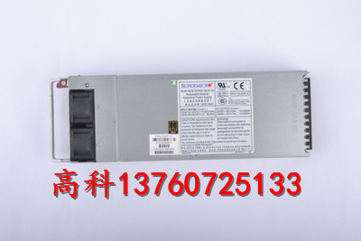 Free shipping Supermicro PWS 1K41F 1R 1400W 1 1 redundant power supply 747TQ 748TQ 818TQ 828T