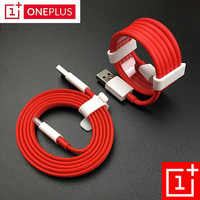 Original 35CM/100cm/150cm/200cm Red 4A Usb 3.1 Type C Cable Oneplus 6 Dash Charger Cable for A Plus 7 7t 6T 5 t 3 t Mobile Phone