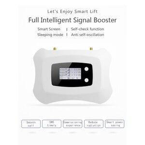 Image 2 - Amplificador de señal de Internet 4G, 1700/2100, 4G, LTE, 1700MHz de ganancia, 70dB, refuerzo de teléfono móvil, repetidor de señal móvil