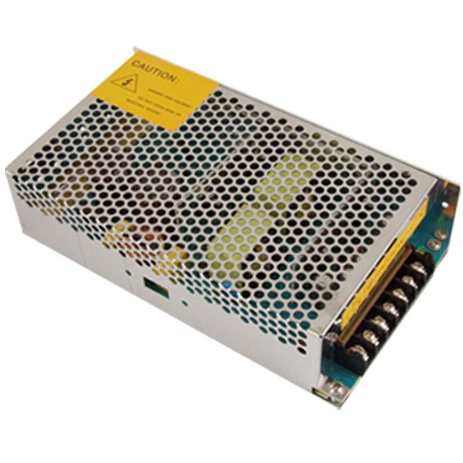 Tüketici Elektroniği'ten Güç Tedarikleri'de Metal kasa tipi 160 watt 8 volt 20 amp AC/DC anahtarlama güç kaynağı 160 W 8 V 20A AC/DC anahtarlama endüstriyel trafo title=