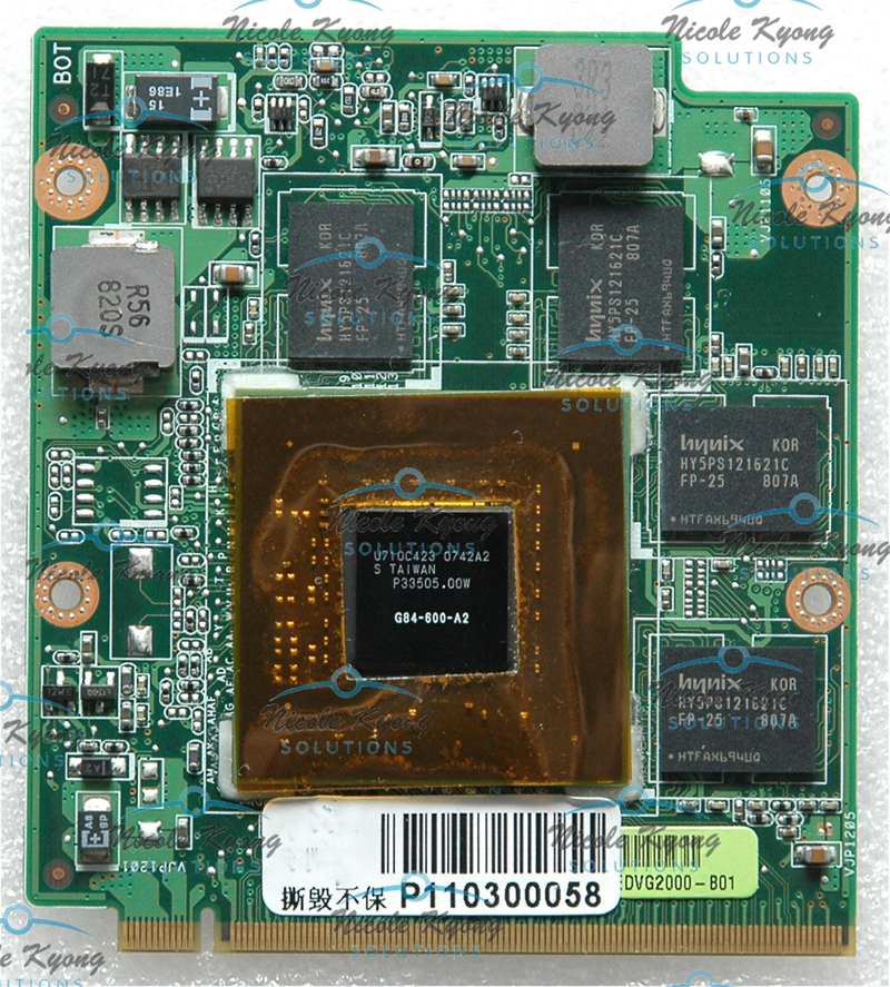 все цены на F8 NB8P 08G2041NV20I 08G2041NV20Y NEDVG2000-B01 G84 600 8600M GT Video VGA card for ASUS F8s F8VR F8SV F8T F8D F8TR F8VA F8V F8 онлайн