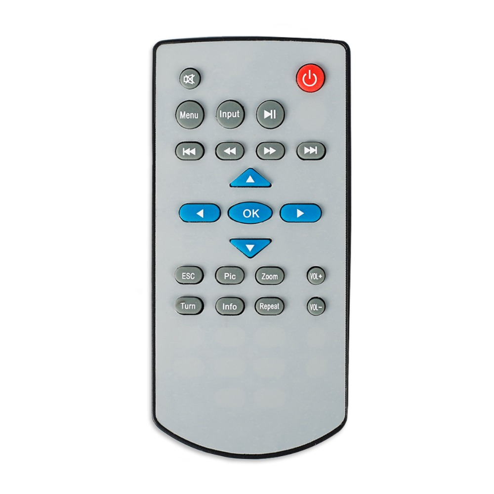 New remote control suitbale for <font><b>unic</b></font> <font><b>projector</b></font> uc28 uc30 uc40 uc50 <font><b>uc46</b></font> uc80 controller image