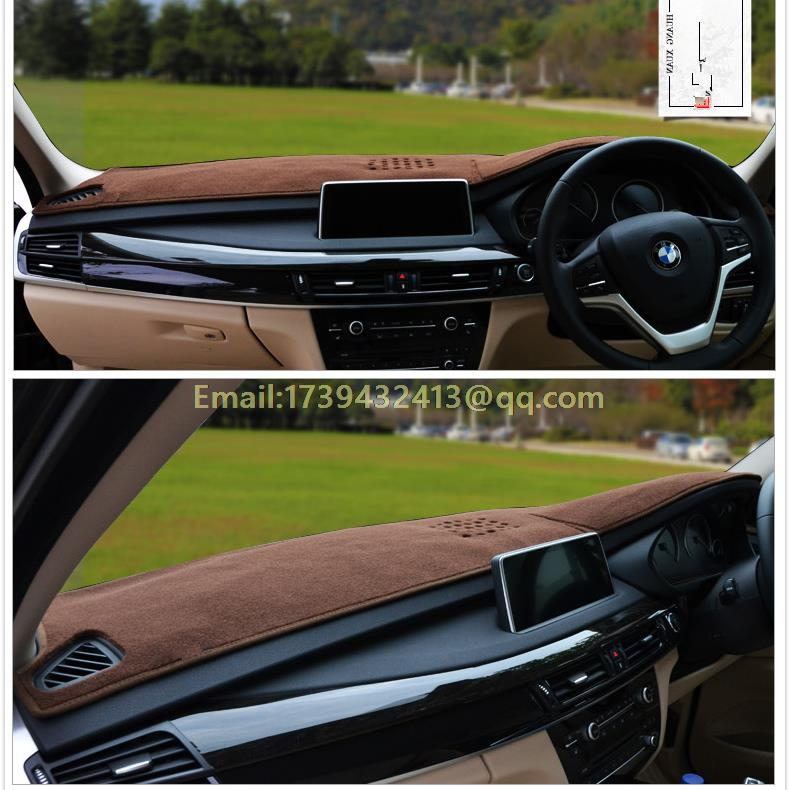 2013 Bmw X6 Interior: Dashmats Car Styling Accessories Dashboard Cover Case For