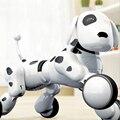 Cane Robot Cane Animale Domestico Digitale di Musica Robot Intelligente 2.4G Senza Fili di Telecomando Giocattoli Elettronici Parlare Giocattoli Educativi Per Bambini Regalo