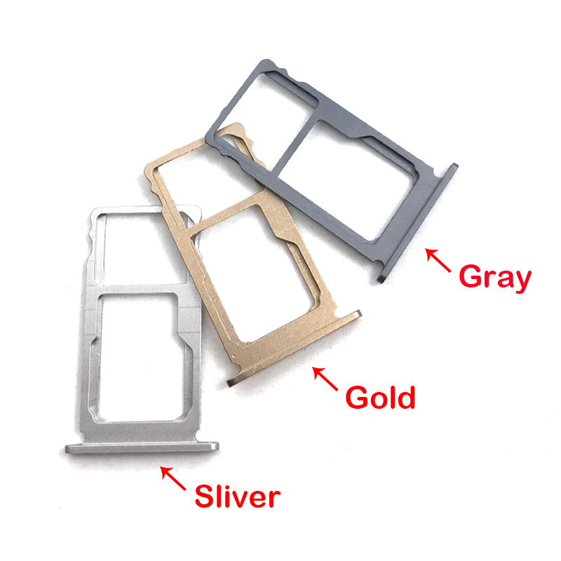 Sim Tray For Lenovo K5 Note K5Note K52t38 SIM Card Tray Slot Holder Replacement Part