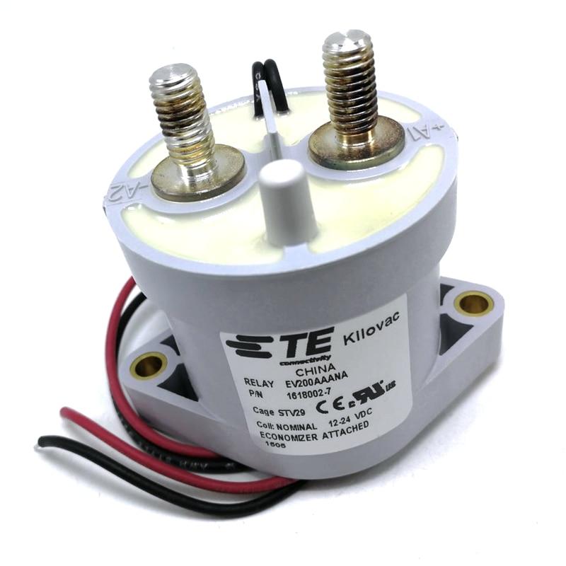 TE EV200AAANA 新エネルギー自動車リレー 1618002 7 高電圧 DC コンタクタ  グループ上の 家のリフォーム からの リレー の中 1
