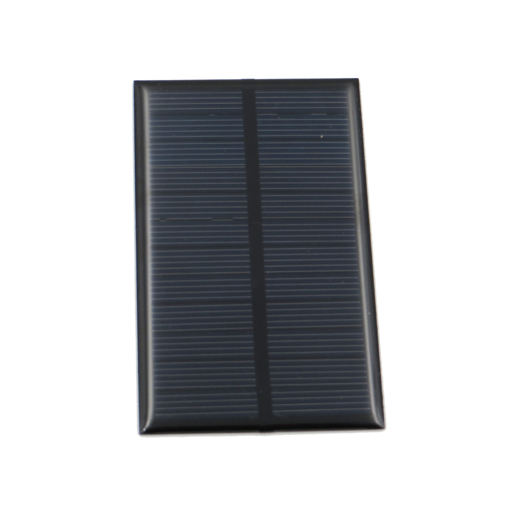 DIY <font><b>Solar</b></font> <font><b>Panel</b></font> <font><b>6V</b></font> 1Watt Portable Mini Module Batteries Power System For Battery Cell Phone Chargers Portable <font><b>Solar</b></font> Cell 6VDC image