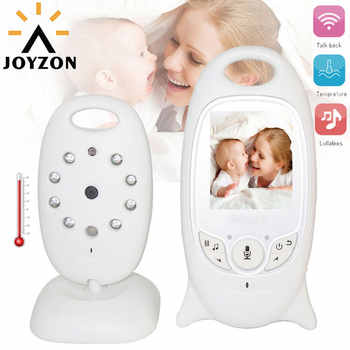 Wireless Video Baby Monitor with Camera Audio Security Camera 2 Way Talk IR Night Vision Temperature Monitoring with 8 Lullabies - DISCOUNT ITEM  30% OFF All Category