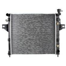Автомобильный радиатор премиум класса для Jeep Grand Cherokee WJ WG 4.7L V8 8Cyl EVA 1999-2005 Авто руководство 52079425AB
