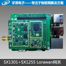 Lpwan lorawan sx1301 gateway sx1278lorawan módulo de gateway de 8 canais