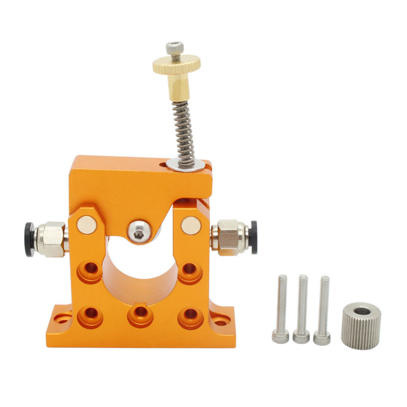 3D printer parts 42 stepper motor All Metal Bowden remote Extruder 1.75mm for Prusa i3 (4)