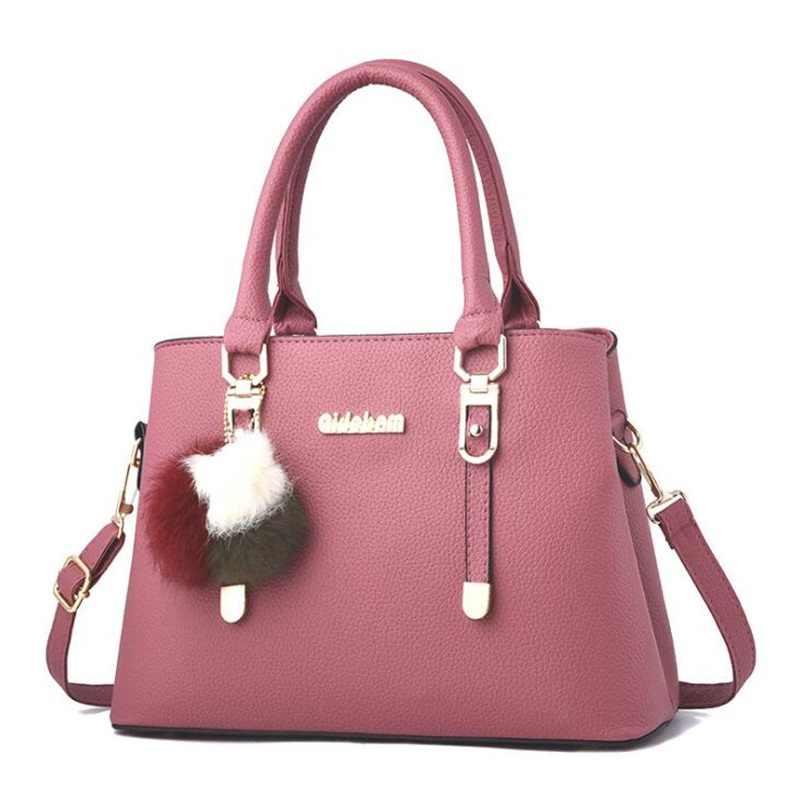 FGJLLOGJGSO Новое поступление Женская кожаная сумка женские простые сумки через плечо женские кошельки и сумки