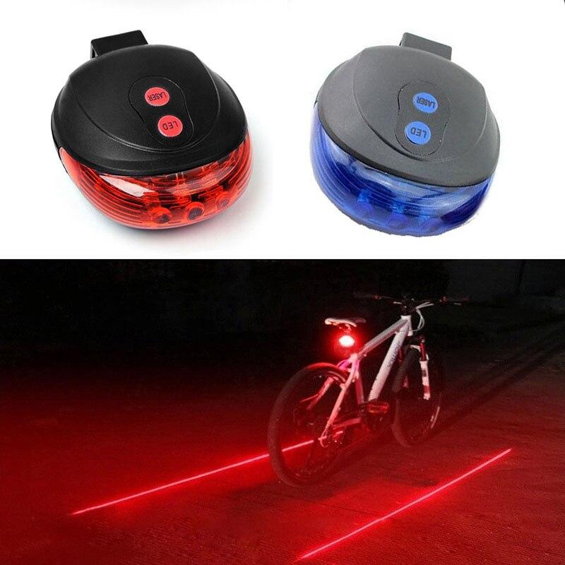 smart luz barra 28 Luz trasera de la batería bicicleta k ~