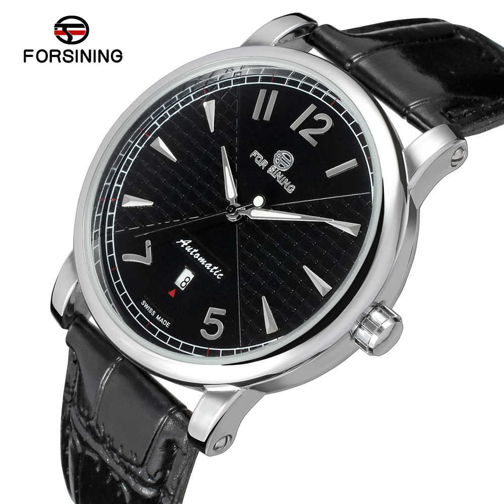 FORSINING Mens Watch Fashion Watches Men Top Quality  Automatic Men Analogue Watch with Bars Index Factory Shop Free Shipping FORSINING Mens Watch Fashion Watches Men Top Quality  Automatic Men Analogue Watch with Bars Index Factory Shop Free Shipping