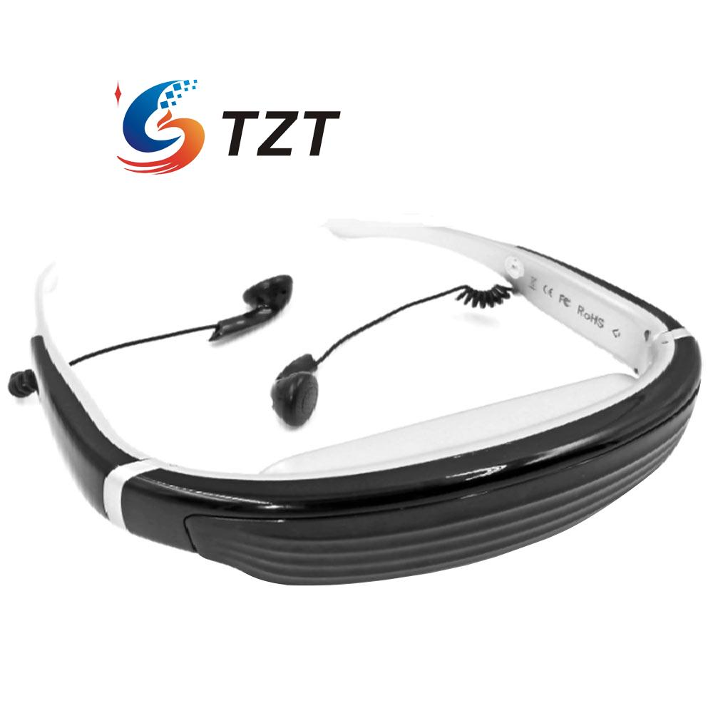 72 3D Video VR Glasses FPV Goggles with 8GB Memory Spport 1080P Video for RC FPV