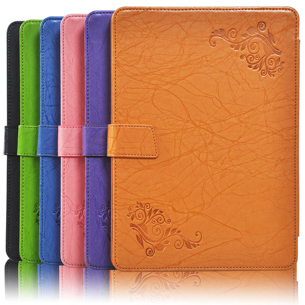 Print Pattern PU Leather Folding Folio Cover Case for Teclast X98 3G Air for 9.7'' Tablet PC for X98 Air II X98 Air P98 3G teclast x98 air 3g phone tablet pc