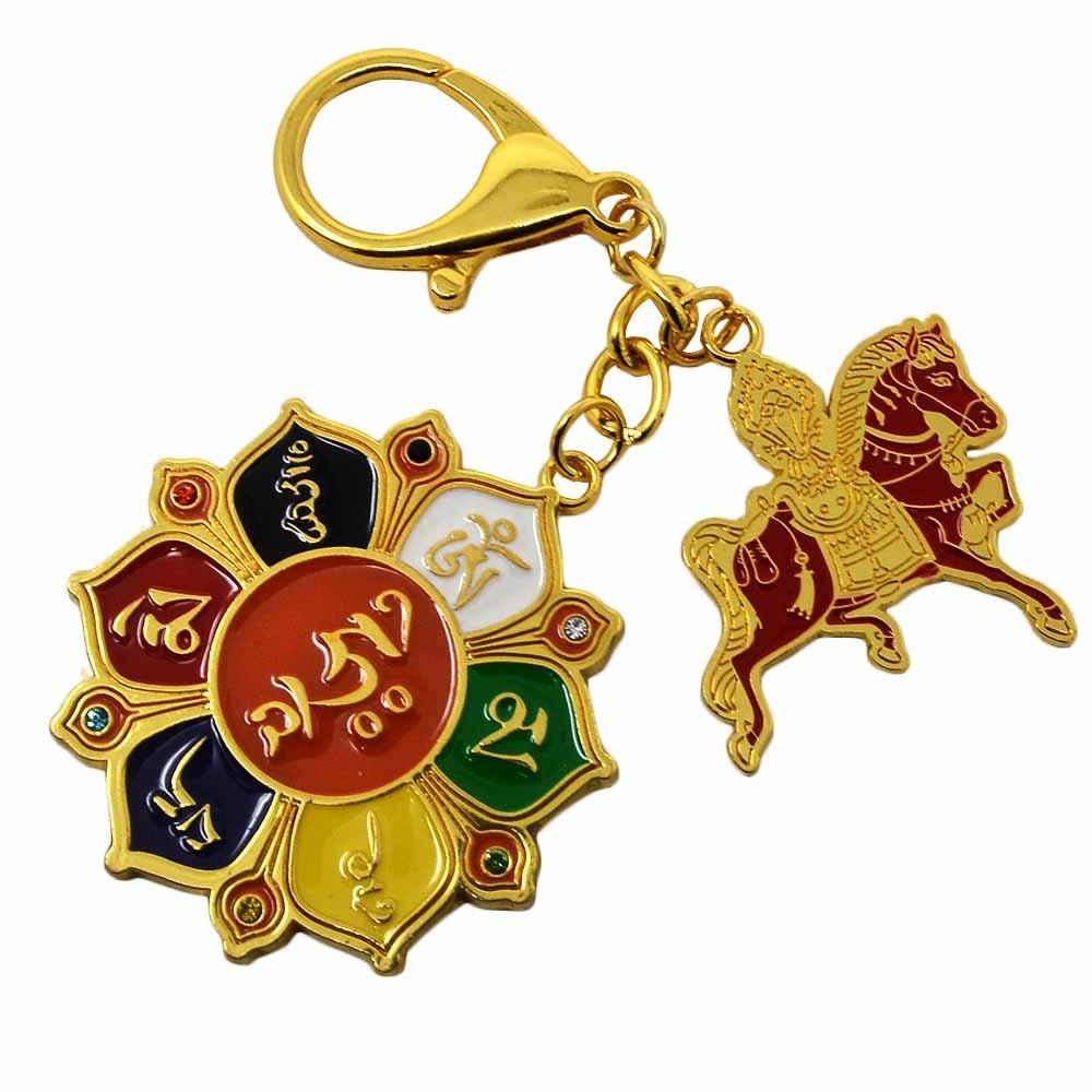 Feng Shui 2019 Forza della Vita Amuleto Portachiavi W3728