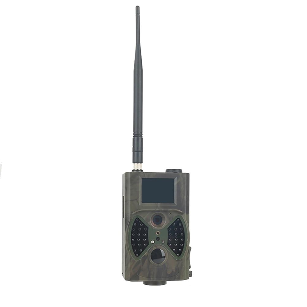Vente chaude HD chasse Trail numérique Animal caméra 1080P infrarouge Scouting Surveillance chasse caméra HC-300M