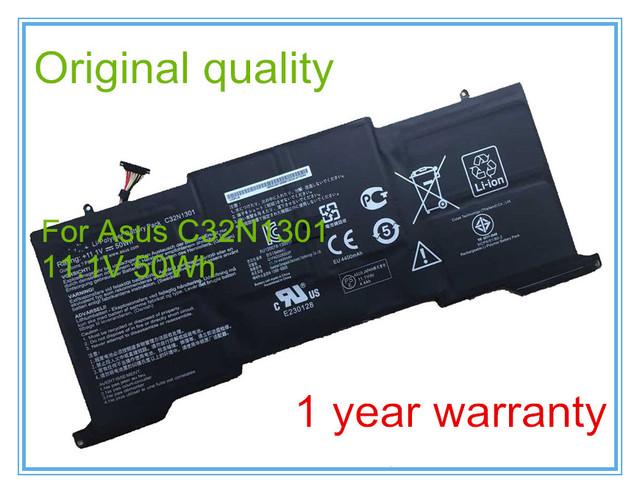 100% original de la Batería Para UX31LA C32N1301 Series laptop 11.1 V 50Wh