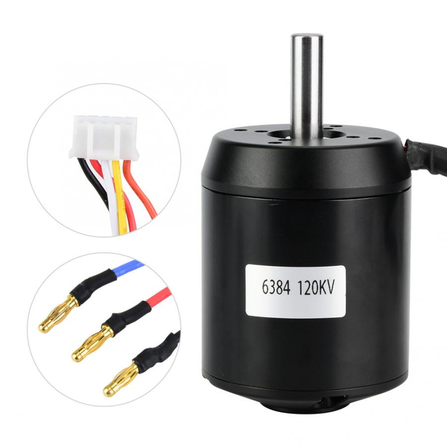 6384 <font><b>120KV</b></font> BLDC Outrunner <font><b>Brushless</b></font> Sensored <font><b>Motor</b></font> for Electric Balancing Scooter Skateboard For Cycling Scooters Accessories image