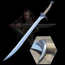 1:1 Хоббита меч для косплея Хоббита принц эльфов Леголас меч PU 99 см имитационное оружие