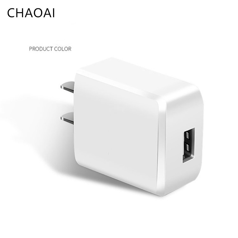 CHAOAI Quick 3.0 Usb Fast Wireless Power Bank Charger  Candyeic Micro Magnetic Adapter