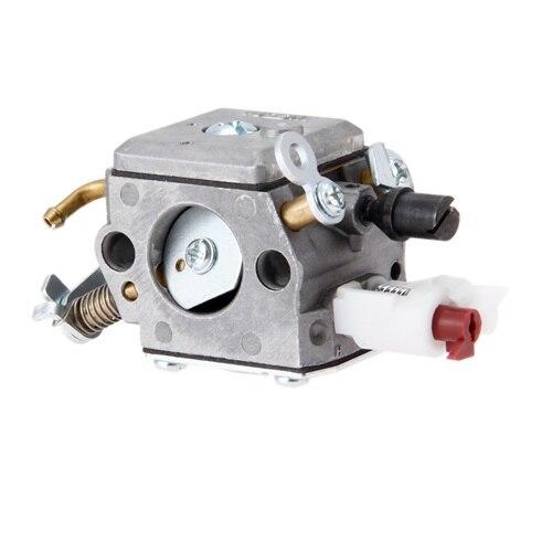 DRELD Carburetor Carb For Husqvarnaa 340 345 346XP 350 351 353 Jonsered CS 2150 2141 2145 EPA Chainsaw 503283208 Zama C3-El18