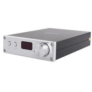 Image 2 - FX Audio D802C PRO Drahtlose Bluetooth 4,2 Unterstützung APTX NFC USB/AUX/Optical/Koaxial Reine Digital audio Verstärker 24Bit 192Khz