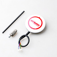 Ublox NEO M8N GPS Module With Compass Folding Mount For PX4 PIX4 Pixhawk APM2 6 APM2