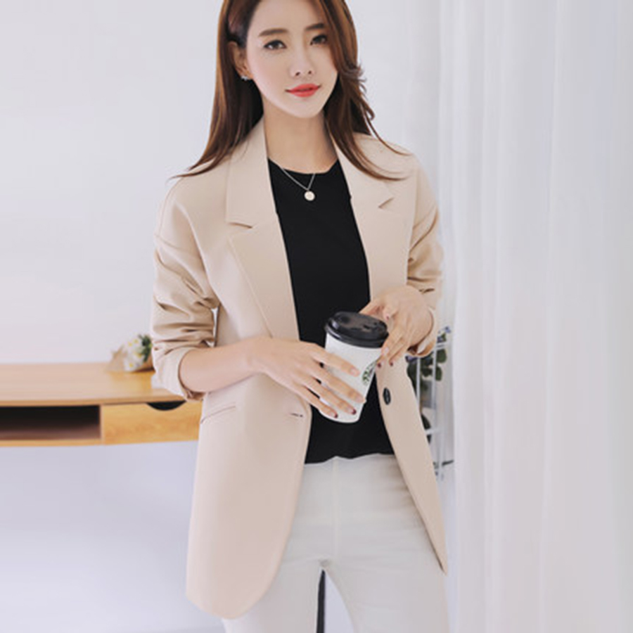 Business jackets for women